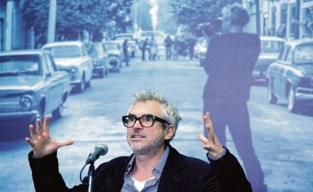 "Alfonso Cuarón's ""Roma"", the New York Film Festival's centerpiece"