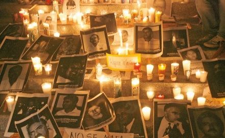 Homicides: Who is to blame?