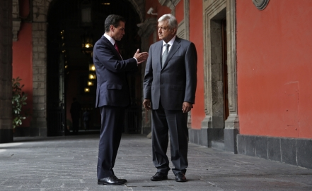 Peña Nieto will leave an ominous financial legacy for AMLO