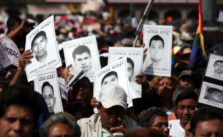 Activists request AMLO to act against enforced disappearances in Mexico