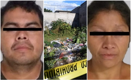 They link the case to an alleged femicide partner at Ecatepec