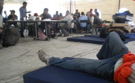 SRE and Segob urge migrants to have a visa to enter Mexico