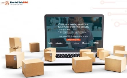 EnvíoClick, Mexican shipping website arrives to Peru and Chile
