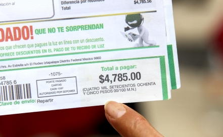 Excessive electric bills hurt businesses in Chiapas and Yucatán