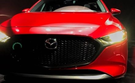 All the details of the new Mazda3
