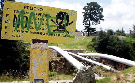 Mexican gas pipelines: Another time bomb