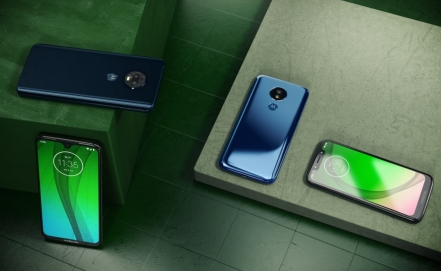 The Moto G7, G7 Play and G7 Plus will come to Mexico