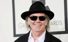 Neil Young, contra el streaming
