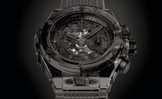 Big Bang Unico Sapphire All Black