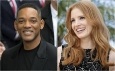 Jessica Chastain y Will Smith, parte del jurado en Cannes
