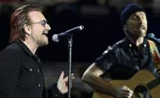 U2 desplaza a Taylor Swift en lista de Billboard