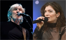 Roger Waters elogia a Lorde