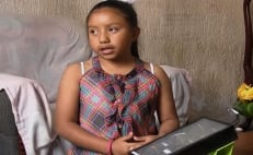 """Meet Xóchitl, the 8-year-old who won the """"ICN Recognition for Women"""""""