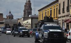 Federal Police withdraws from Michoacán