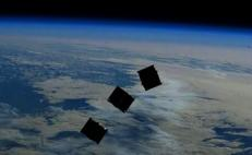 Nanosatellites to be launched into space