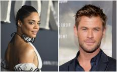 """Men in Black"" reunirá a Tessa Thompson y Chris Hemsworth"