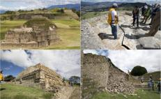 Monte Albán to be restored after earthquake