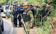 Businessmen urge the government to fight insecurity in Mexico