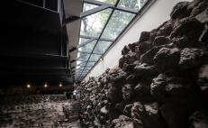 INAH opens underground temple to visitors in Tlatelolco