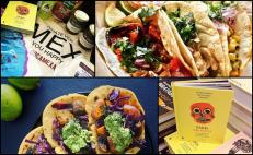 Mexican cookbook published in France