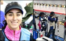 Mexicans win gold for air rifle shooting in Barranquilla 2018
