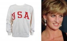 Lady Di sudadera USA