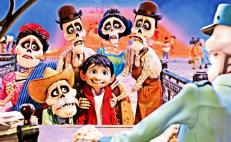 Coco in movie theaters for Día de Muertos