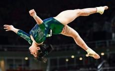 Mexican gymnasts on their way to Tokyo 2020