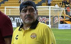 Maradona explotó contra la FIFA por no invitarlo al The Best
