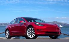 Taking the new Tesla Model 3 for a spin