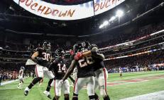Los Falcons reviven y hunden a los New York Giants