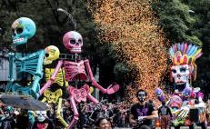Don't miss the Day of the Dead Parade in Mexico City!