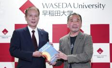 Haruki Murakami dona sus manuscritos a universidad