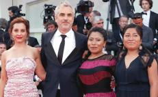 Alfonso Cuarón will donate Roma's proceeds