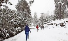 Snow and adventures near Mexico City
