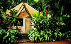 hoteles glamping mexico