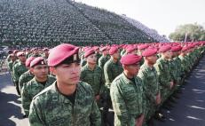 AMLO's message to the army
