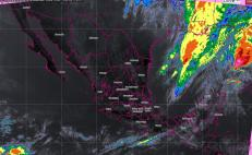 New cold front looms over Mexican territory