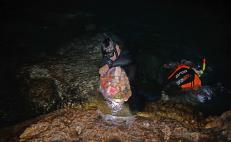 Tons of garbage found in Yucatán 'cenotes'