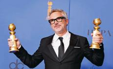 Cuarón takes over the Golden Globes