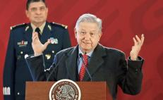 AMLO's message about the fuel shortage