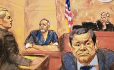 Witness claims 'El Chapo' discussed killing cop as favor to mayor