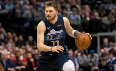 Luka Doncic hace historia