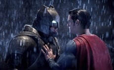 Ben Affleck (Batman) y Henry Cavill (Superman)