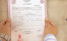 More than 1 million people in Mexico without a birth certificate