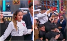 Regina pierde la final en MasterChef; Ismael gana el reality