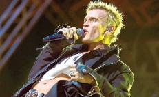 Billy Idol to come to Mexico for the first time!