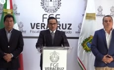 Conferencia Fiscalía General del Estado de Veracruz