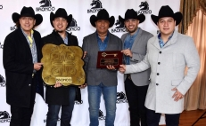 Mexican band Bronco awarded Key to the City of Lynwood