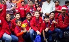 Mexico to compete in FIRST LEGO World Championship
